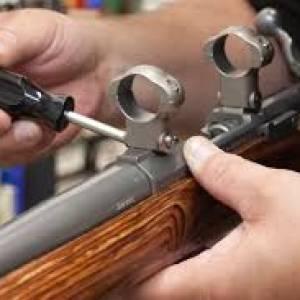Shotgun Combat Sights Installation